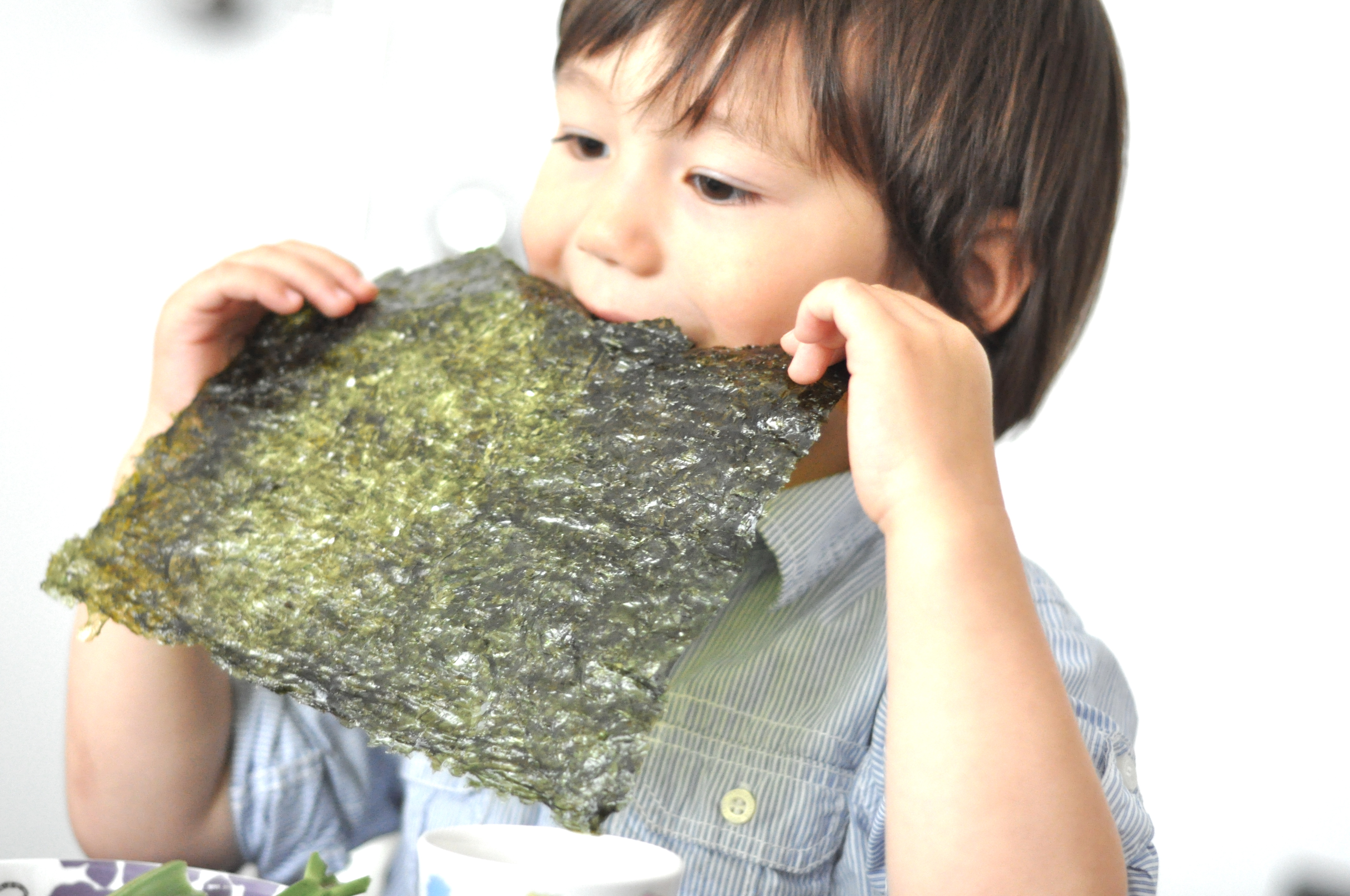 Healthy Snacks Roasted Nori Smart Bites For Baby